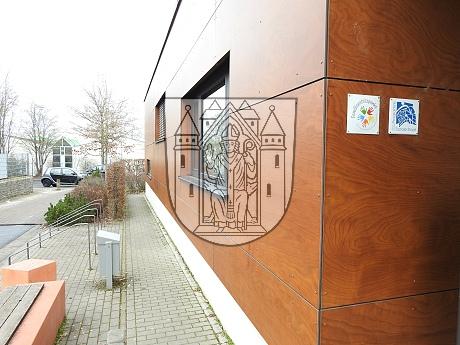 Familienstützpunkt Hefner-Alteneck mit Kita St. Martin