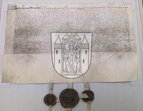 Historisches Stadtarchiv Mainzer Zeit